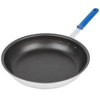 Vollrath Z4014 Wear-Ever 14 inch Non-Stick Fry Pan with CeramiGuard II and Cool Handle