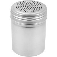 Vollrath T1042P 10 oz. Stainless Steel Shaker / Dredge