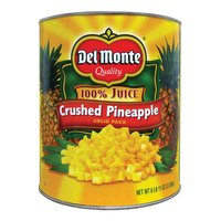 Coarse Crushed Pineapple in Juice #10 Can