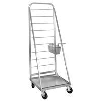 Channel FBR-27 Mobile Fry Basket Rack (27 Basket Capacity)