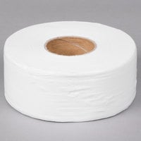 Lavex Janitorial Premium 2-Ply Jumbo Toilet Paper Roll with 9 inch Diameter - 12/Case