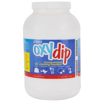 8 lb. Noble Chemical Oxy Dip Bleach Presoak and Destainer - 4 / Case