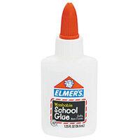 Elmer's EPIE301 1.25 oz. White Liquid School Glue