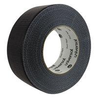 Universal UNV20048B 2 inch x 60 Yards Black General Purpose Duct Tape