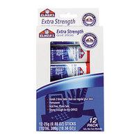 Elmer's EPIE532 0.88 oz. Extra Strength Office Glue Stick - 12/Box
