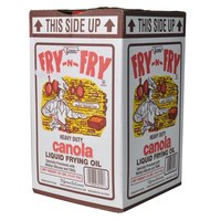 Admiration Canola Frying Oil - 35 lb.