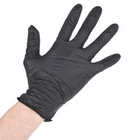 NitroMax Nitrile Gloves 5 Mil Thick Large Powder-Free