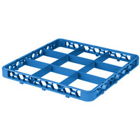 Carlisle RE914 OptiClean 9 Compartment Glass Rack Extender