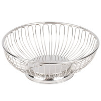 American Metalcraft BSS8 8 inch Round Stainless Steel Basket