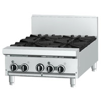 Garland GF24-G24T Liquid Propane Modular Top Range with Flame Failure Protection and 24 inch Griddle - 36,000 BTU