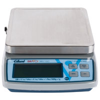 Edlund BRV-160 BRAVO! 10 lb. Digital Portion Scale with ClearShield Protective Cover