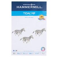 Hammermill HAM162024 Tidal 11 inch x 17 inch White Ream of 20# Multipurpose Copy Paper