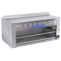 Bakers Pride BPCMi-48 Liquid Propane 48 inch Cheese Melter