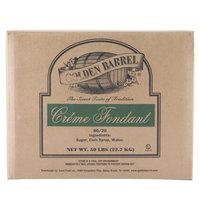 Golden Barrel 80/20 Creme Fondant - 50 lb.