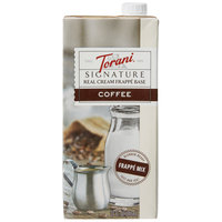 Torani 32 oz. Signature Coffee Real Cream Frappe Base