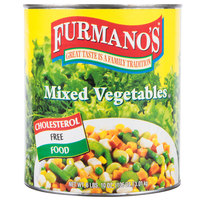 Furmano's Mixed Vegetables #10 Can