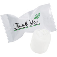 Thank You Buttermints Individually Wrapped - 1000/Case