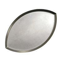 American Metalcraft FBALL1 Football Pizza Pan