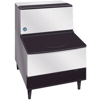 Hoshizaki KM-260BWH 30 inch Water Cooled Undercounter Crescent Cube Ice Machine - 268 lb.