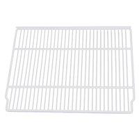 True 909153 White Coated Wire Shelf - 20 7/8 inch x 16 1/4 inch