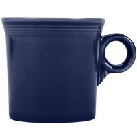 Homer Laughlin 453105 Fiesta Cobalt Blue 10.25 oz. Mug - 12/Case