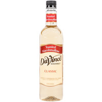 DaVinci Gourmet 750 mL Toasted Marshmallow Classic Coffee Flavoring Syrup