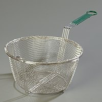 Carlisle 601031 11 1/2 inch Pasta Strainer Basket