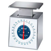 Edlund SF-5 Premier Series 5 lb. Portion Scale with 6 inch x 6 3/4 inch Platform