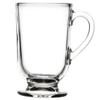 Libbey 5304 10.5 oz. Irish Glass Coffee Mug 12 / Case