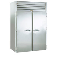 Traulsen RET232LUT-FHS Stainless Steel 74.3 Cu. Ft. Two Section Even Thaw Roll In Refrigerator - Specification Line