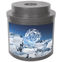 Gray Super Cooler I 010 Keg / Beverage Cooler