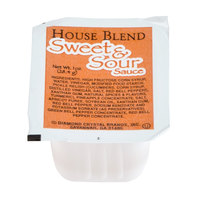 Sweet and Sour Sauce 1 oz. Portion Cup 100/Case - 100/Case