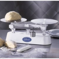 Edlund BDSS-16LS 16 lb. Stainless Steel Deluxe Baker's Dough Scale