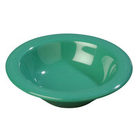Carlisle 3304209 4 3/4 inch Meadow Green Sierrus 4.5 oz. Rimmed Fruit Bowl - 48 /Case
