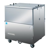 Beverage Air ST34N-S Stainless Steel Milk Cooler 2 Sided - 34 inch