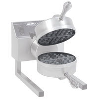 Nemco 77002 Removable 7 inch Grid Set with Grid Post for 7020 Series Waffle Makers