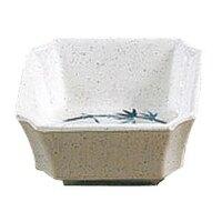 Blue Bamboo Melamine Square Bowl – 3 1/8 inch 12 / Pack