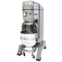 Globe SP62P Gear Driven 60 Qt. Commercial Planetary Floor Pizza Mixer - 220V, 3 hp