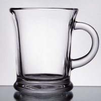 Anchor Hocking 83037A 13.5 oz. Glass Mocha Mug - 6/Case