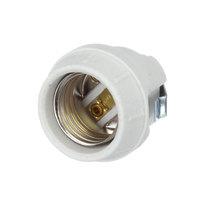 HK Dallas E-1-18-4 Porcelain Socket, Snap In