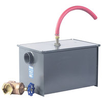 Watts WD-20-A 40 lb. Grease Trap with Partially Automatic Draw-Off