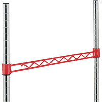 Metro H136-DF Flame Red Hanger Rail 36 inch
