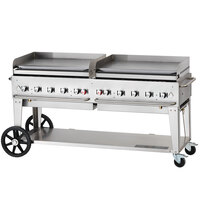 Crown Verity MG-72 72 inch Portable Outdoor Griddle