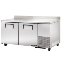 True TWT-67 67 inch Deep Work Top Refrigerator - 20.6 Cu. Ft.