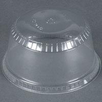 Dart Solo SDL58 5-8 oz. Clear Plastic Sundae Lid 1000 / Case