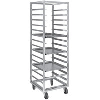 Channel 403S-OR Front Load Stainless Steel Bun Pan Oven Rack - 12 Pan