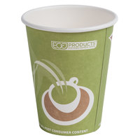 Eco Products EP-BRHC12-EW Evolution World PCF 12 oz. Hot Cups - 1000 / Case