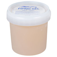 Ateco 415 Clear Cake Decorating Piping Gel - 5 lb. Pail (August Thomsen)