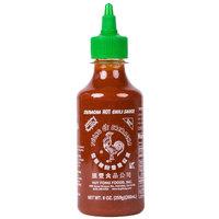 Huy Fong 9 oz. Sriracha Hot Chili Sauce   - 24/Case