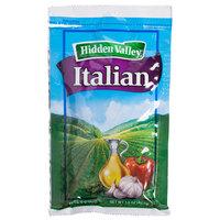 Hidden Valley 1.5 oz. Italian Dressing Packet   - 84/Case
